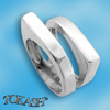 Silver rings without CZ - 1514423