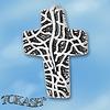 Silver crosses - 178542