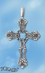 Silver crosses - 177549