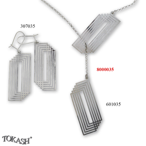 Large set with necklace 8600035
