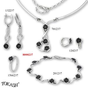 Silver sets - 8000237
