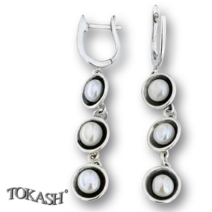 Jewellery with pearls - 115244