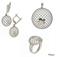Silver sets - 8000078