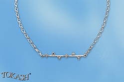 Silver necklaces - 700032