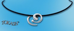Jewellery with silicone - 700625
