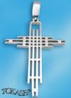Silver crosses - 177350