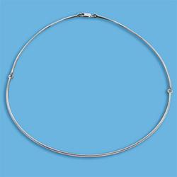 Silver necklaces - 700012