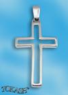 Silver crosses - 178139