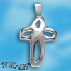 Silver crosses - 178083