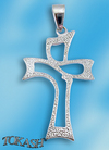 Silver crosses - 178178