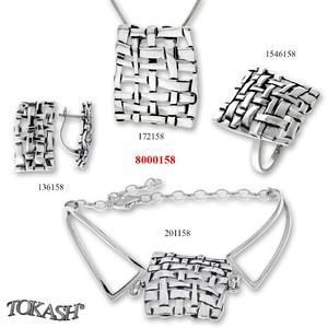 Silver sets - 8000158