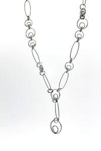 Silver necklaces - 708268