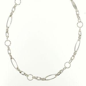 Silver necklaces - 708261