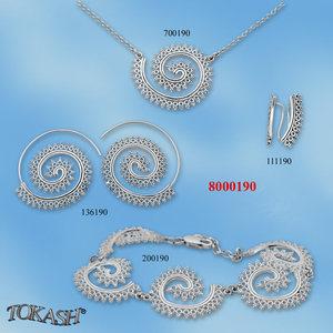 Silver sets - 8000190
