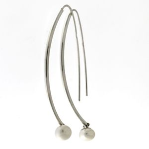 Jewellery with pearls - 115310