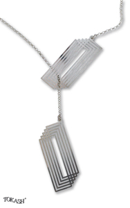 Silver necklaces - 607035