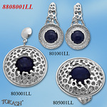 Jewels with natural stones - 8808001.1