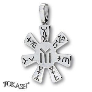 Silver pendants without CZ - 172001