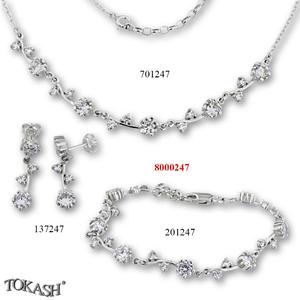 Silver sets - 8000247