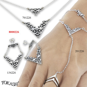 Silver sets - 8000226