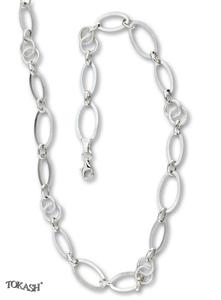 Silver necklaces - 708064