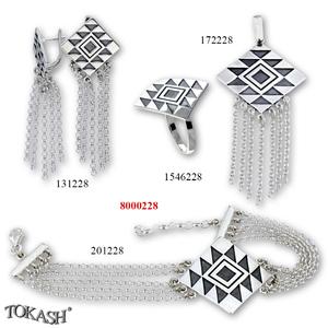 Silver sets - 8000228
