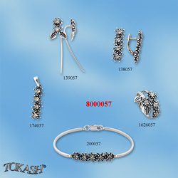 Silver sets - 8000057