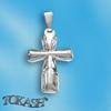 Silver crosses - 178110