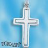 Silver crosses - 178189