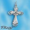 Silver crosses - 179037