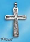 Silver crosses - 177036