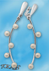 Jewellery with pearls - 115280